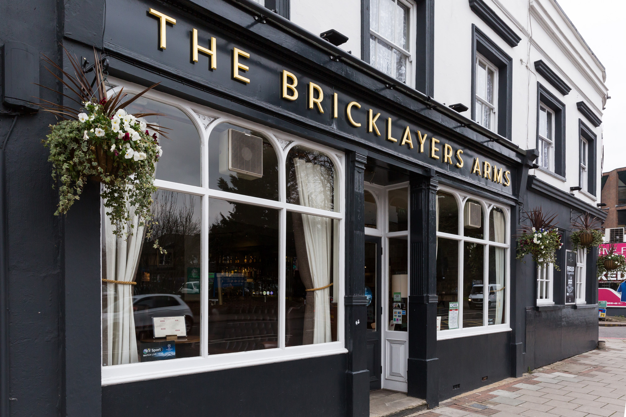 Bricklayers Arms, Bromley