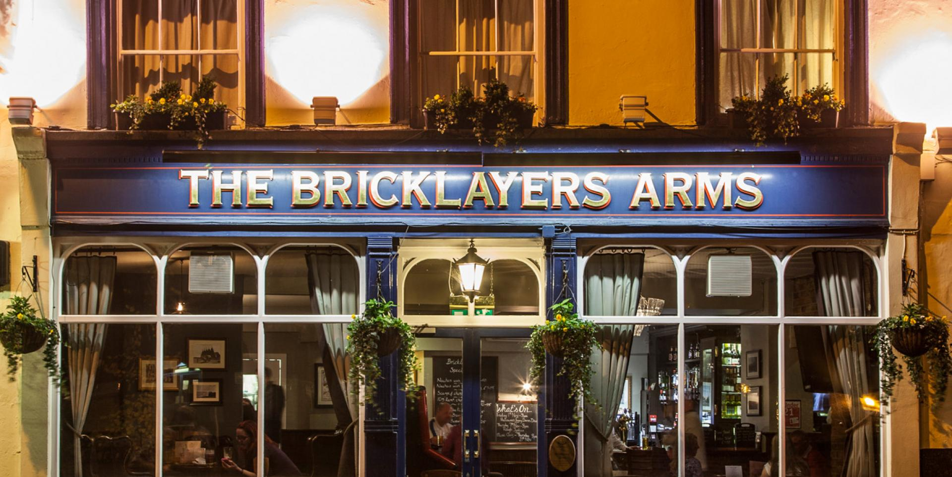 Home bricklayers arms for The bromley
