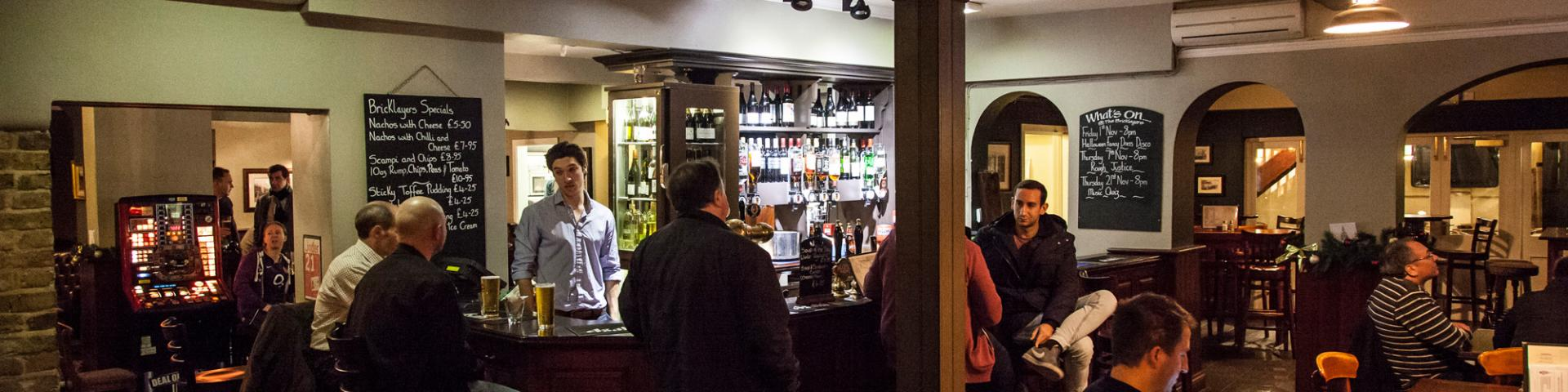 Reviews for The Bricklayers Arms Bromley